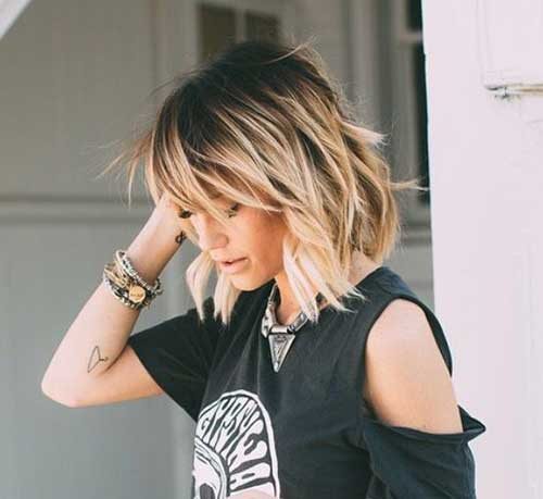 ... Hair Color For Short Hair | The Best Short Hairstyles for Women 2016