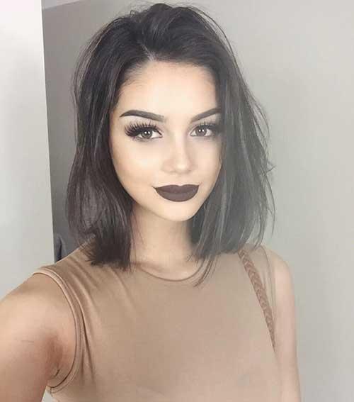 Short Hair Colours