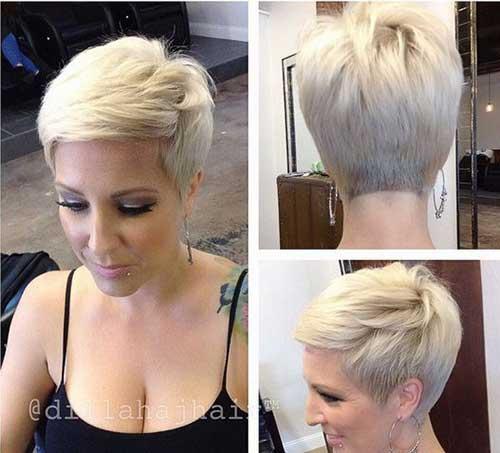 Short Hair Styles for Women 2015