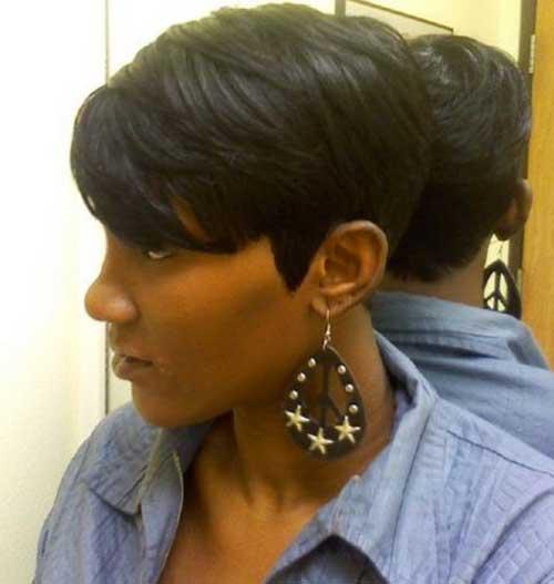 Short Hair for Black Women 2015