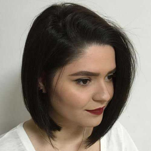 Dark Short Hair Colors-15