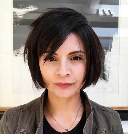 Straight Hair Short Haircuts-10