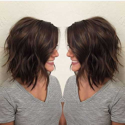 Short Hairstyles for Thick Hair-13
