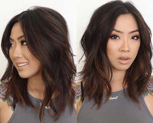 Best Wavy Short Hairstyles-13
