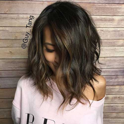 Best Wavy Short Hairstyles-15