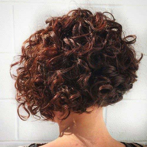 Naturally Curly Short Hairstyles-6