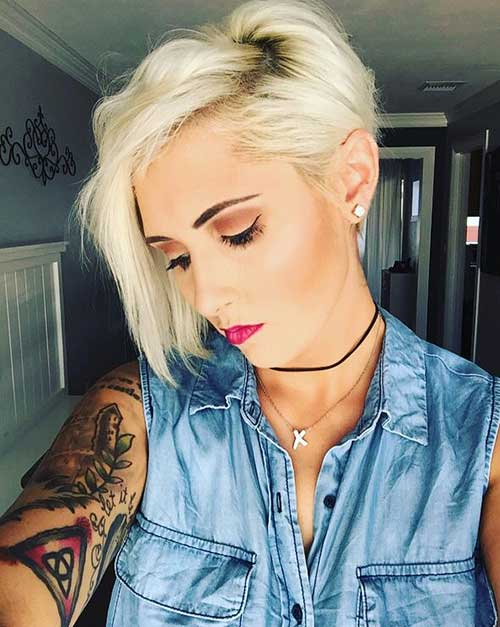 Long Pixie Hair Trend-7