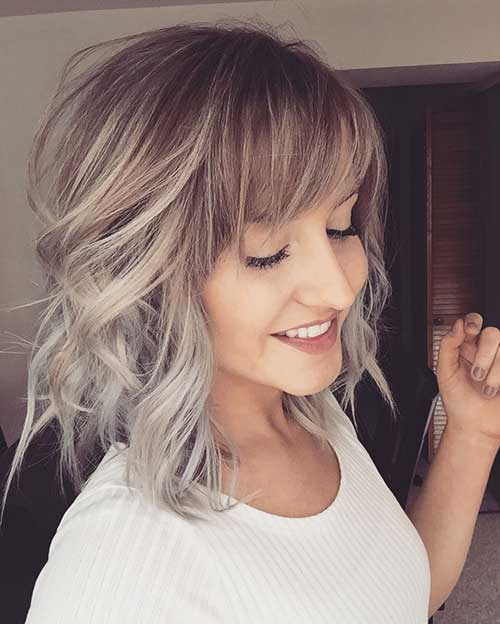 Best Wavy Short Hairstyles-8
