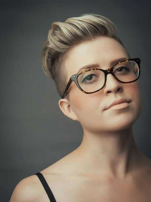 Modern Short Hairstyles Women-10