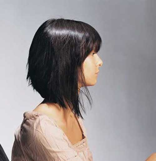 Short Layered Haircuts-12