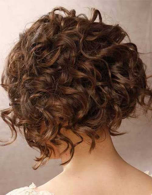 Short Curly Hairstyles-14
