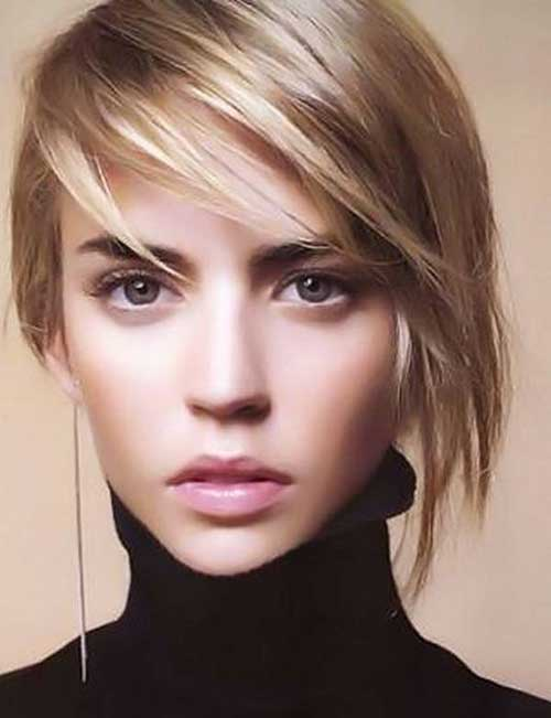 Short Layered Haircuts-15