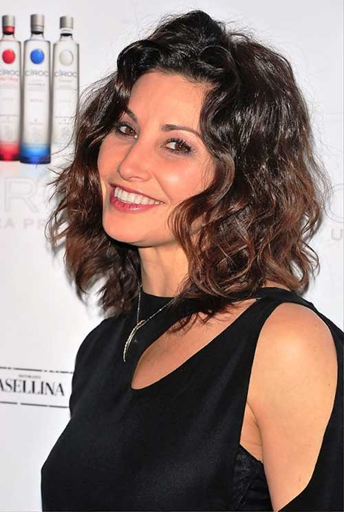 Short Curly Hairstyles-17