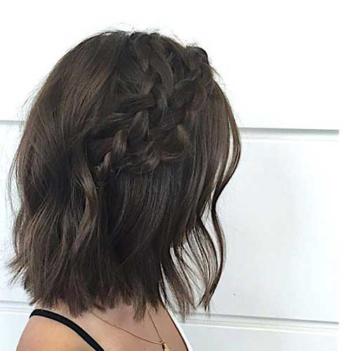 Braided Short Hairstyles-7