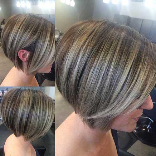 Modernos Cortes de cabelo Curto