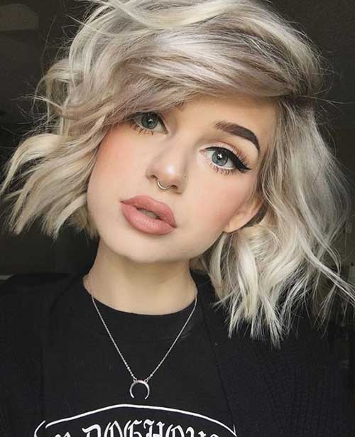 Short Haircut Colors
