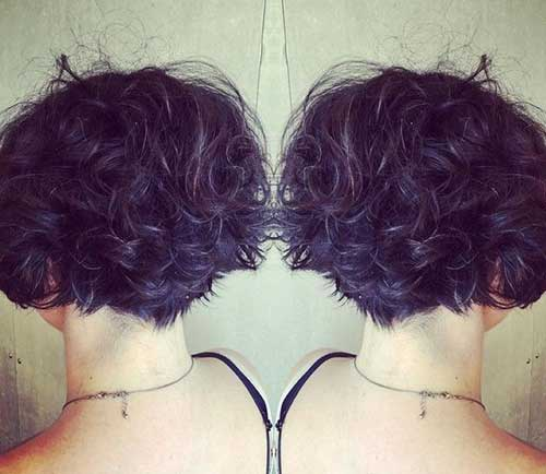 Short Haircuts for Curly Hair-15