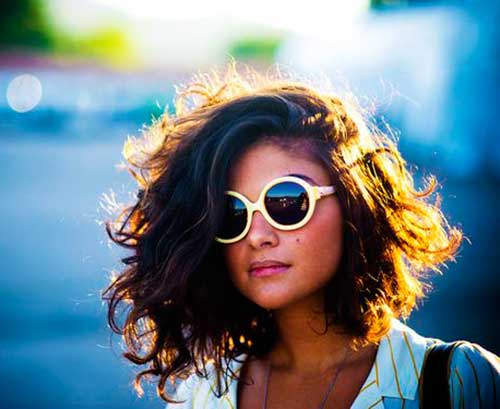 Short Haircuts for Curly Hair-7