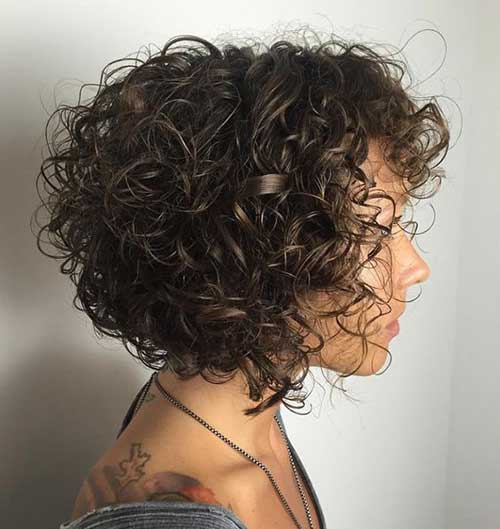 Short Haircuts for Curly Hair-9