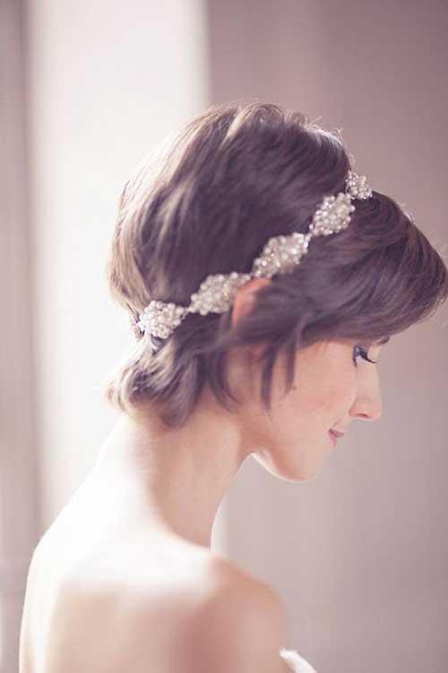 Wedding Short Hairstyles-13