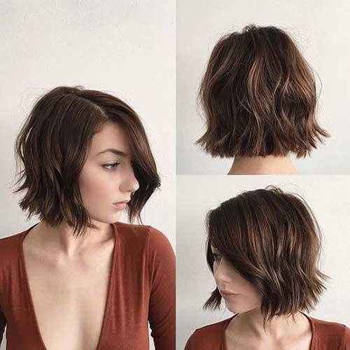 Short Wavy Hairstyles-7