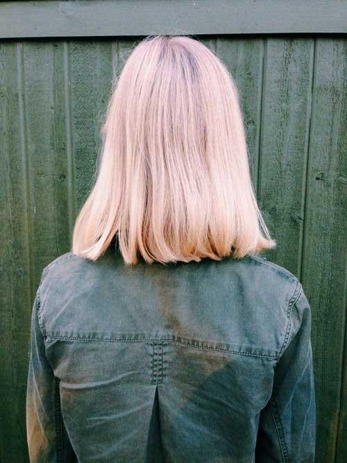 Pink Short Hair-8