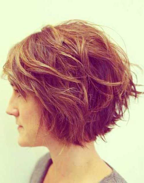 Dark Blonde Bob Hair Color Ideas
