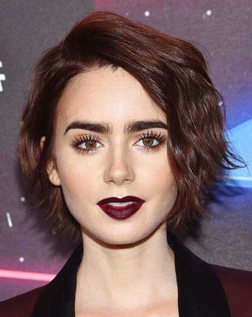 Female Celebrities Short Hair Best