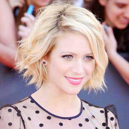 Female Celebrities Short Hair