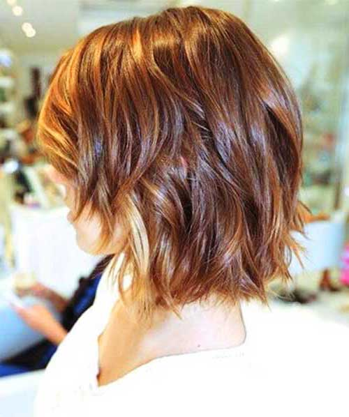 Highligthed Ombre Bob Hair Colors