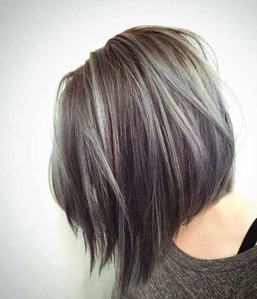 Best Short Hair Colors 2014