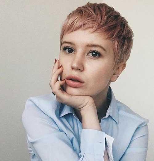 Cute Short Hairstyles-11