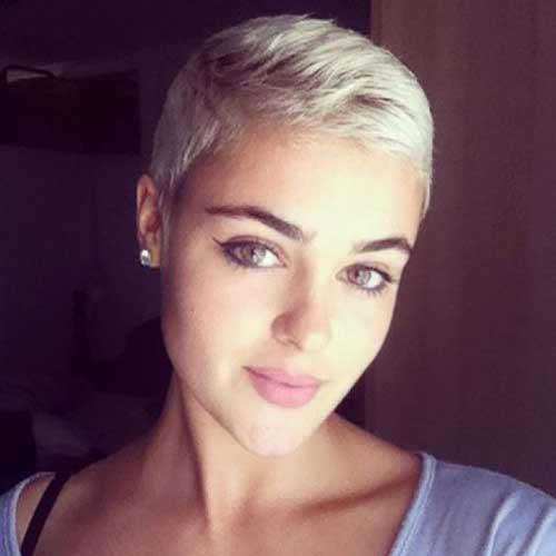 Cute Short Hairstyles-12