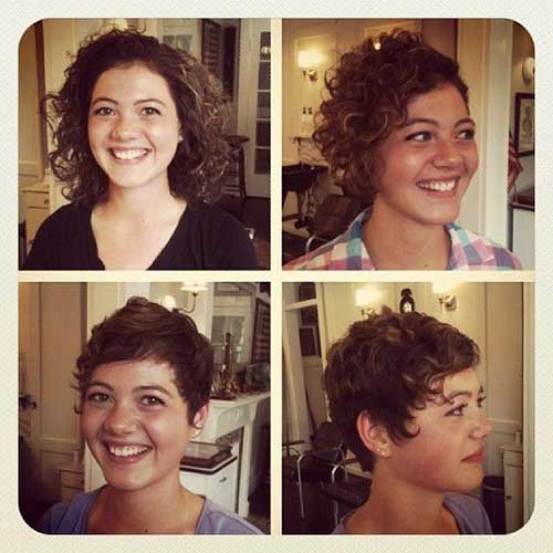 Cute Short Hairstyles-14