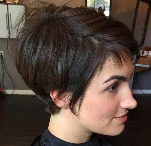 Short Haircuts for Fine Hair-16