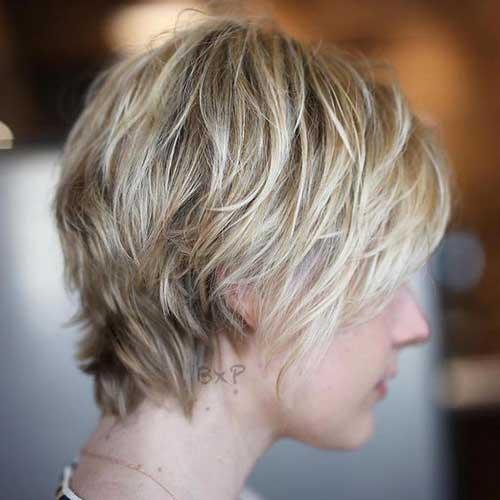 Short Haircuts for Fine Hair-18