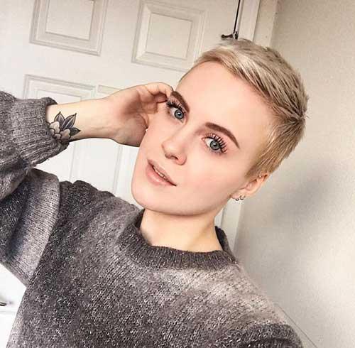 Cute Short Hairstyles-6