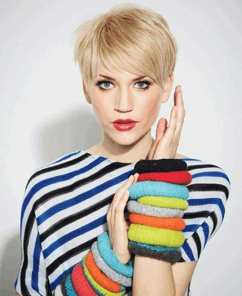 Blonde Short Hairstyles-7