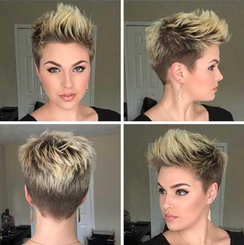 Cute Short Hairstyles-7