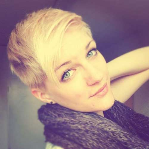 Blonde Short Hair Colors