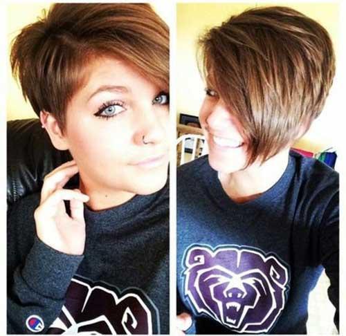 Short Layered Haircuts for Women-10