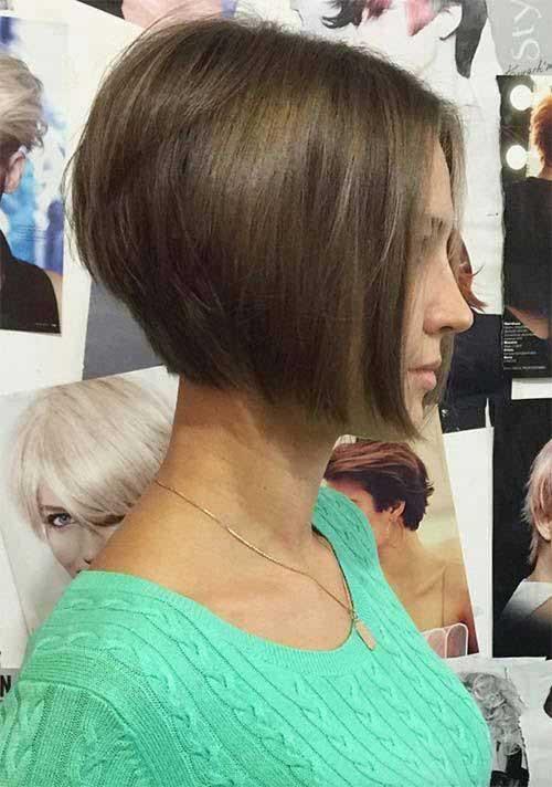 Short Haircuts for Women 2018-17