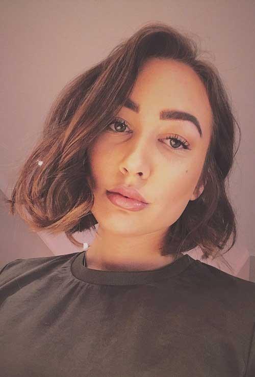 Short Haircuts for Women 2018-18