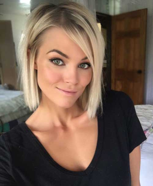 Short Blonde Hairstyles-6