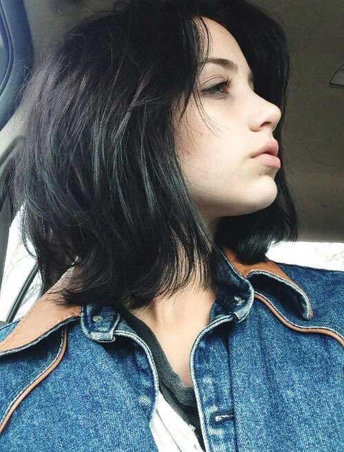 Short Layered Haircuts for Women-6