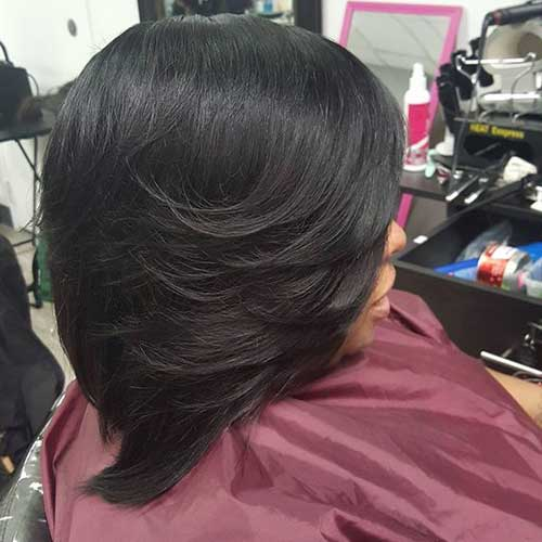 Short Haircuts for Black Women-8