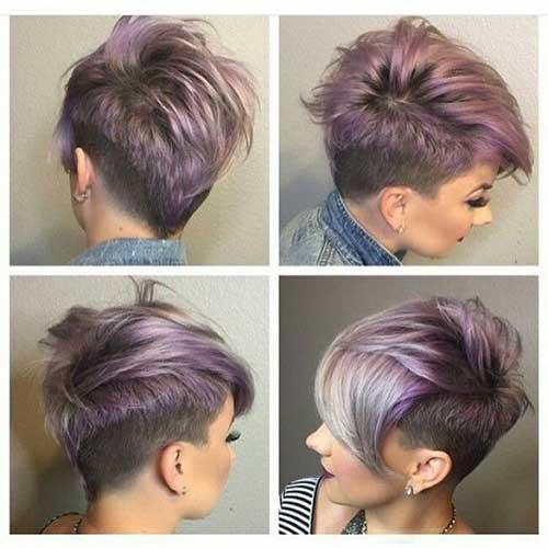 Short Haircuts for Women 2018-9