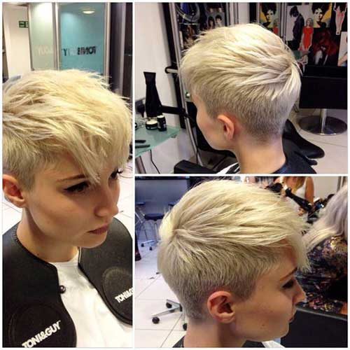 Short Layered Haircuts for Women-9