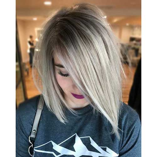 Short Blonde Hair Cuts