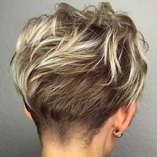 Layered Short Haircuts-13